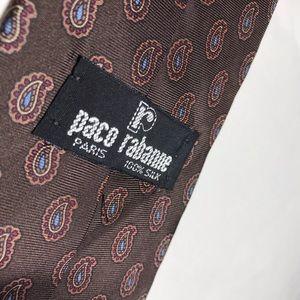 Paco Rabanne necktie Paris - Brand new